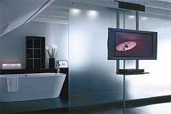 Bathroom fixtures: Axor, Duravit, Oxo; Flooring: Masonite; Lighting: Lightolier; Paints/stains: Benjamin Moore; Shower enclosure: Lumasite; Shower floor: Added Dimensions.