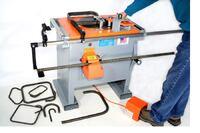 Fascut Industries Inc. FR-800-C Hydraulic Rebar Cutter and Bender