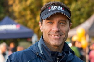 Living Tribute: Rob Butcher of Swim Across America is Fueled by Mother's Memory