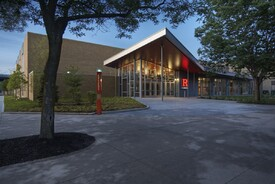 Rutgers University, Camden Campus_Student Fitness Facility