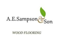 A.E. Sampson & Son Logo