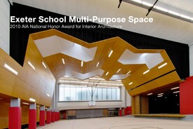 Exeter School Multi-Purpose Space