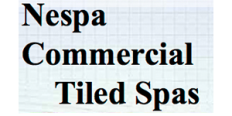 Nespa Tiled Spas Logo