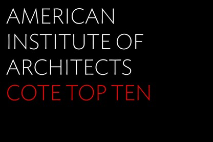 AIA COTE Top Ten Awards