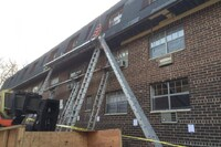 Ladder-Jack Work Platform Collapse Hurts Seven in New Jersey