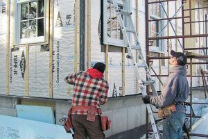 Best Practices Continuous Exterior Insulation Jlc