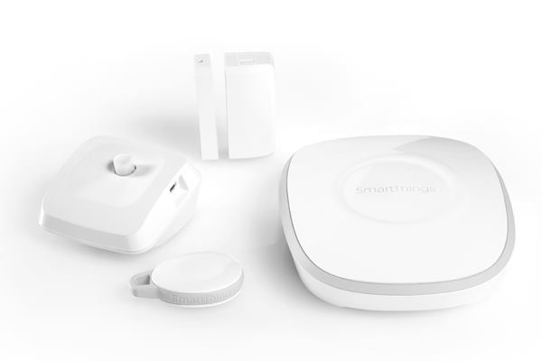 SmartThings, which was acquired by Samsung last week, makes control devices for the Internet-connected home.