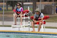 Red Cross Centennial Campaign Also Addresses Industry's Lifeguard Needs