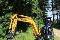 Compact Excavators from Hyundai Construction Equipment Americas