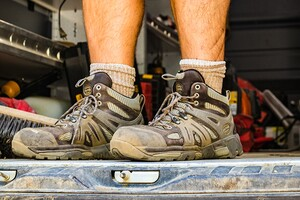 A Hiker-Style Boot From Oliver