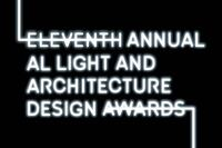 Entries Accepted through May 30 for the 2014 AL Light & Architecture Design Awards