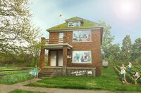 Dutch Students Create Model Home for Green Living