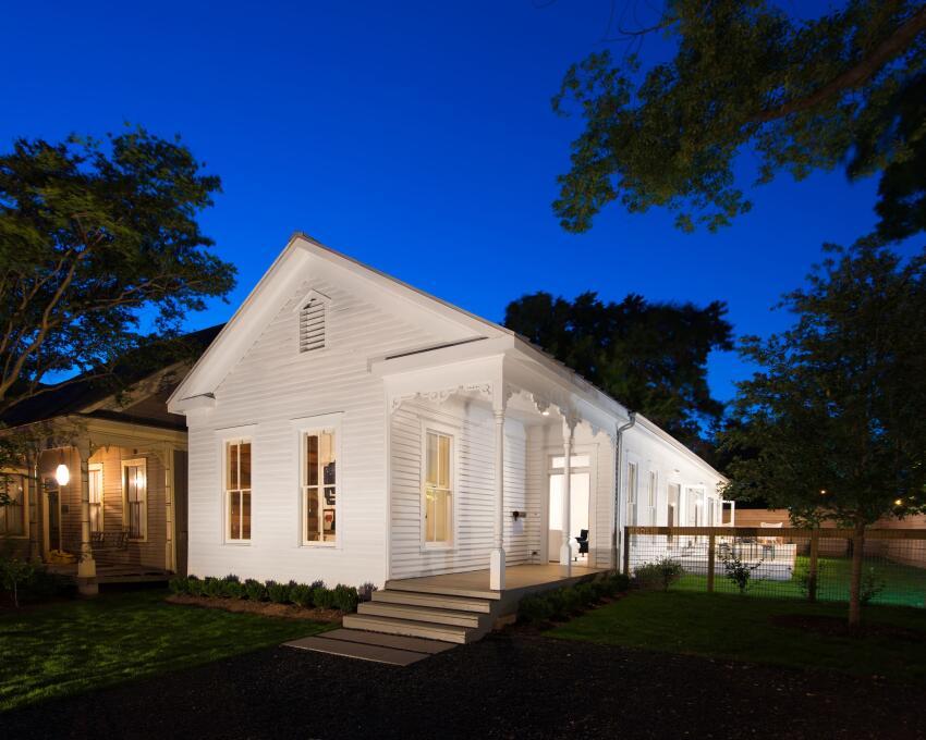 Decatur Street Renovation & Addition, Houston    kinneymorrow architecture, Houston