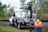 FS Solutions Provides Vactor, Guzzler and Westech Vacuum Truck Rentals