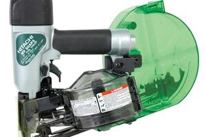 Hands-On Review of Hitachi's NV50AP3 Cap Nailer