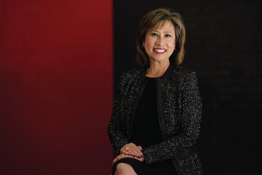 Elizabeth Chu Richter, FAIA, 2015 President
