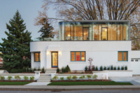 Renovation Revives an Aging Art Deco Home