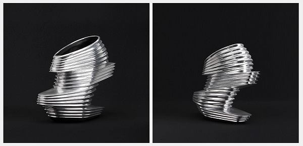 The Nova shoe by Zaha Hadid.
