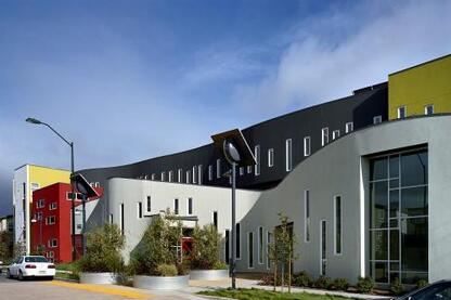 2015 AIA COTE Top 10: Tassafaronga Village