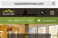 Royal Oaks Goes Mobile-First with Website Strategy