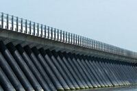 Award-winning Tetra Tech storm surge barrier