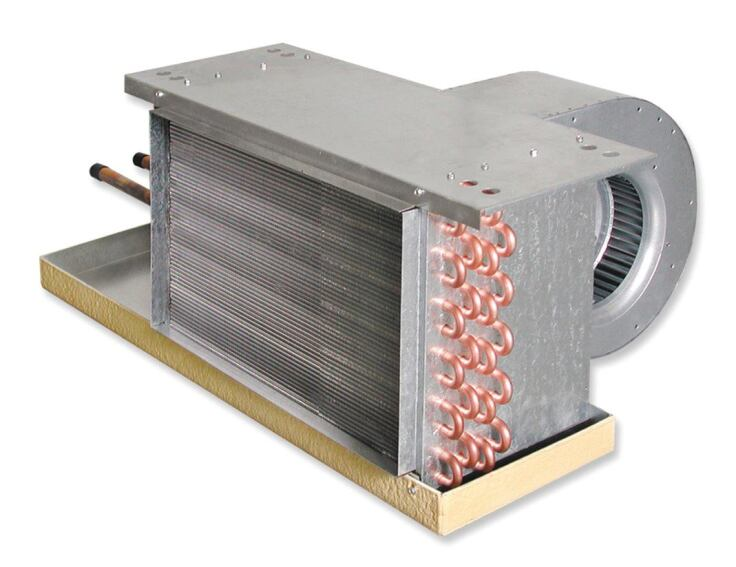 Fan-Coil Units Available Commercially