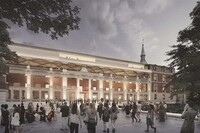 Foster + Partners and Rubio Arquitectura to Remodel Wing of Former Royal Palace for Prado Museum