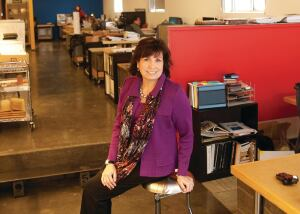 Tammy Eagle Bull, AIA, NCARB, draws together community and tradition to define an architectural practice.