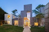 Frank Gehry's Schnabel House in Brentwood Listed for $12 Mil
