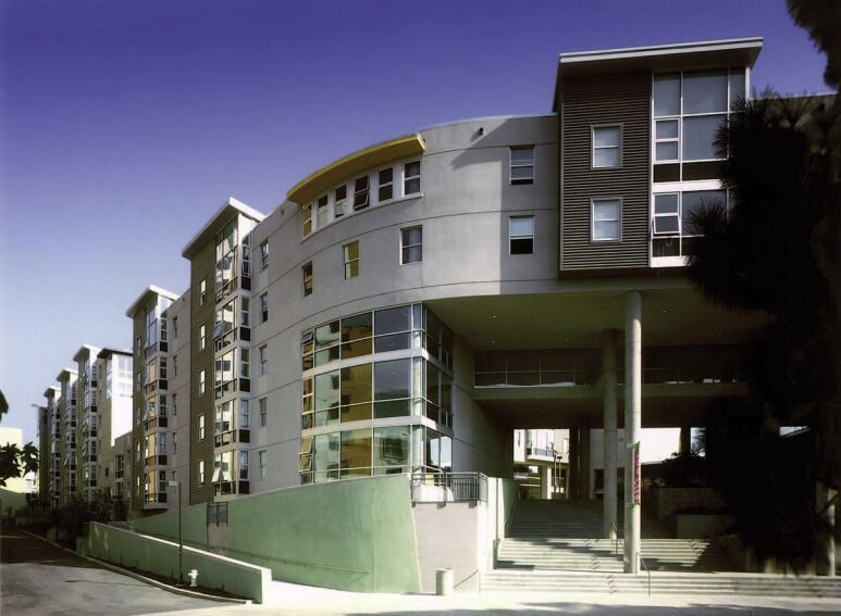 san francisco state university: village at centennial square