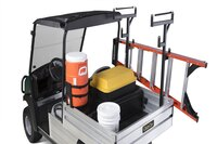 Protects truck beds from tool damage