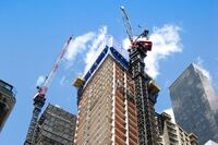 Safety is key when constructing high rises