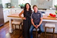 """HGTV's """"Fixer Uppers"""" Land on Airbnb"""