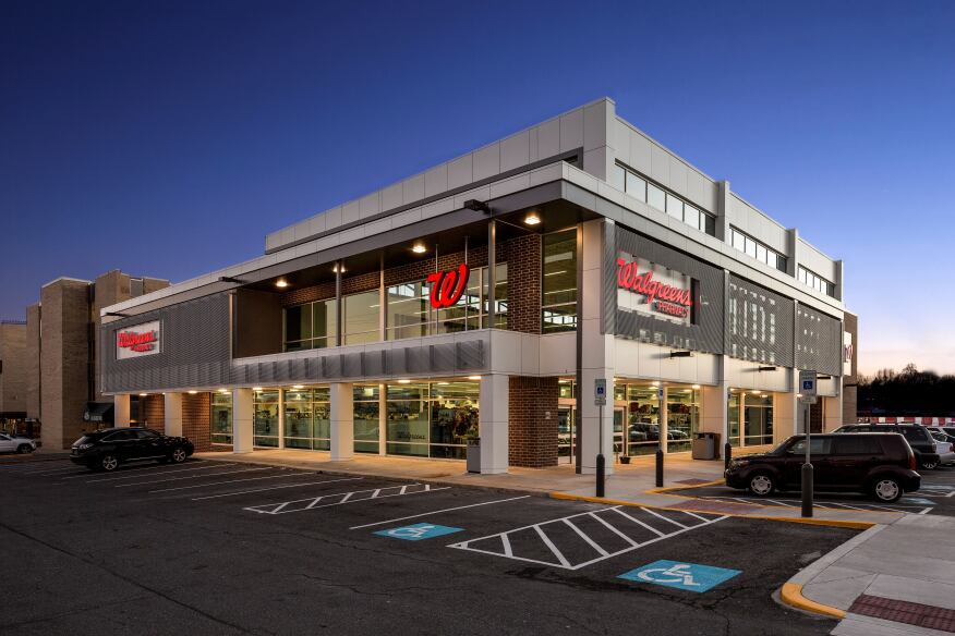 Walgreens, Rockville, Md., by GTM Architects