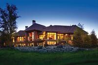 On a Golf Course Site, Views Define Design