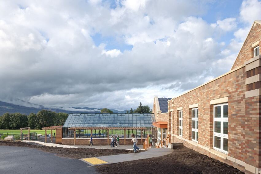 2012 AIA COTE Top Ten Green Project: Music and Science Building