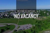Welcome to Portland, Maine (No Vacancy)