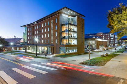 Clemson University Core Campus Precinct Designed as New Multi-faceted Complex