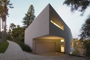 The Hill House in Pacific Palisades, Calif.