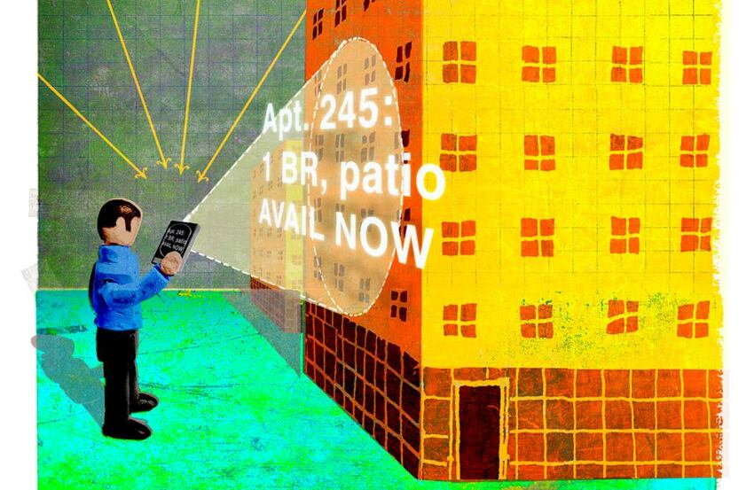 Augmented reality and location awareness technologies open up new frontiers for multifamily applications
