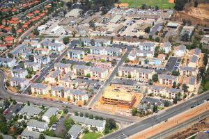 Big Savings: Thanks to the newly installed solar system, Steadfast Cos. expects to achieve annual electrical savings of 70 percent at Villa Nueva Apartments.