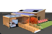 2015 Solar Decathlon: ALF House