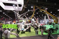 World of Concrete Kicks off new Construction Season