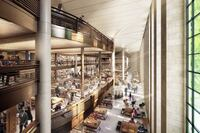 New York Public Library Unveils Designs