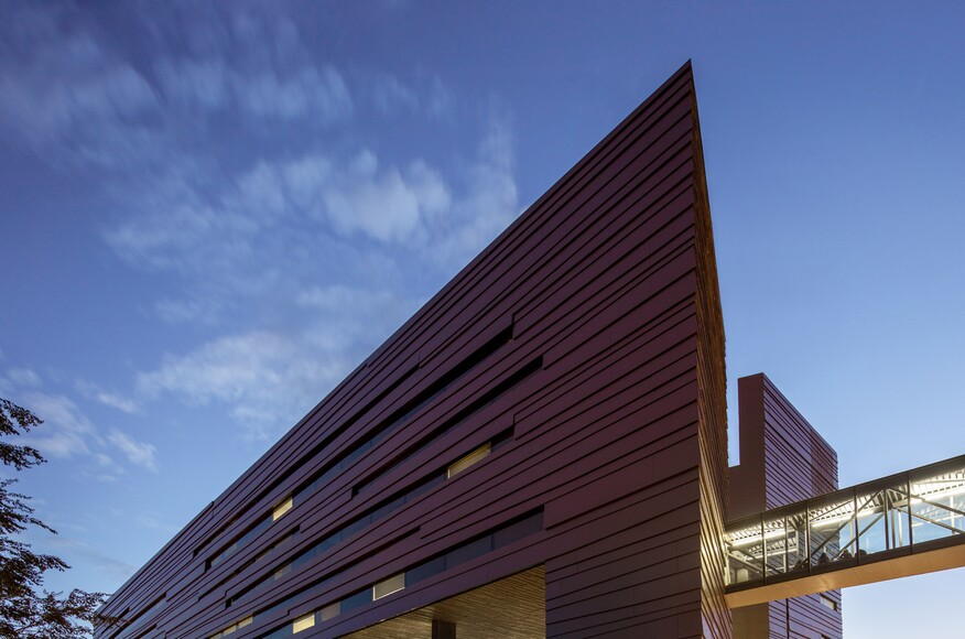 Northern Arizona University Science and Health Building ...