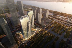 Hangzhou New South North Mixed-use Project