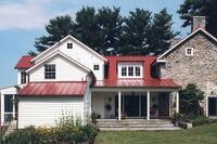 farmhouse, virginia