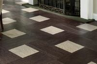 Oak and Hickory Engineered Flooring