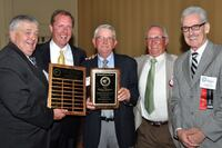 NCMCA Presents Upton Award to Kenny Duncan