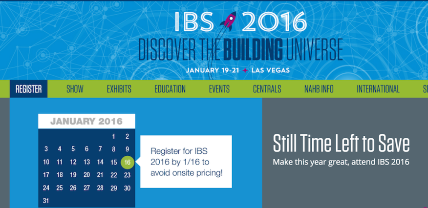 IBS reg site